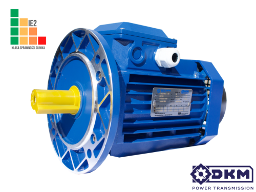 Silnik elektryczny 3 fazowy DKM YE2-100M-4 4,0kW 1400 112B5 (28/250) IE2