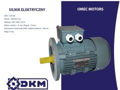 Silnik elektryczny 3 fazowy OMT4 63 1-4 0,25kW 1400  63B5 (11/140)
