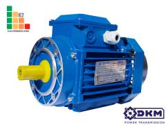 Silnik elektryczny 3 fazowy DKM YE2-80 M2-4 0,75kW 1400 80B14 (19/120) IE2