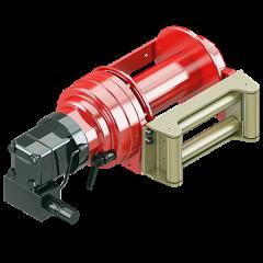 Wyciągarka hydrauliczna LAWETA - 2,7t