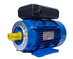 Silnik elektryczny 1 fazowy ML 80 1-4 0,55kW 1400 80B14 (19/120)+ łapy